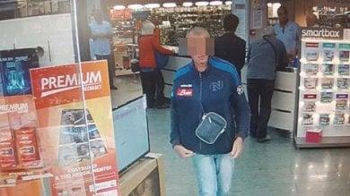Negoziante pubblica la foto su Facebook  e il ladro viene incastrato in tempo record
