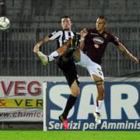 Ascoli-Salernitana 0-0, la traversa nega la vittoria