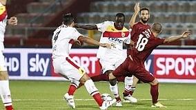 Trapani-Benevento 1-0