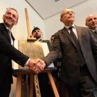 Una mostra a Napoli con i due quadri di Van Gogh sequestrati al boss della droga