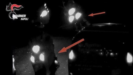 Impiegano 50 secondi a rubare uno scooter, arrestati due ragazzi a Sorrento