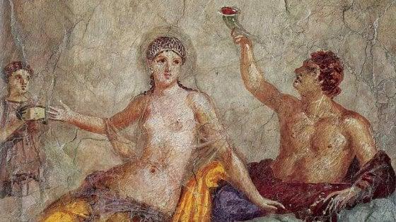 Pompei negli scavi torna la cucina degli antichi romani for Ricette degli antichi romani