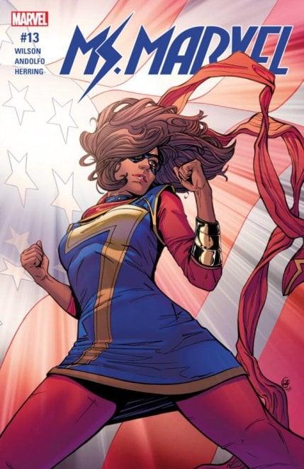 Ms Marvel, la supereroina pachistano-americana invita gli americani a votare