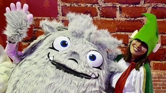 Il Santa Claus Village arriva alla mostra d'Oltremare