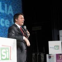 Renzi in tour per il Sì, tappe a Caserta e Benevento: