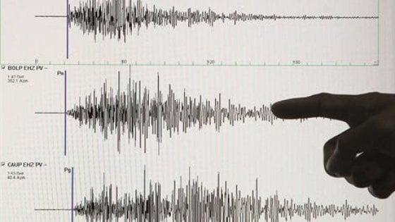 Terremoti, presentata la mappa del rischio