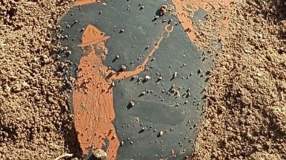 Paestum ritrovamento inaspettato un frammento di un vaso for Premiati piani domestici