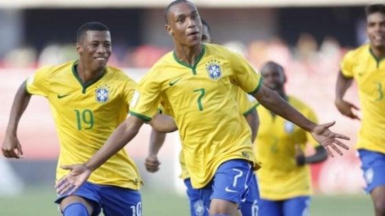 Il Napoli è vicino al talento brasiliano Leandrinho: prossime ore decisive per la chiusura del contratto
