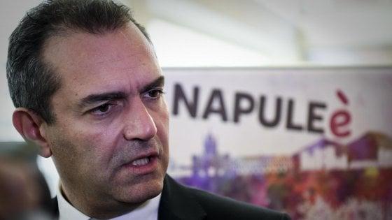 """Dossier contro de Magistris: """"Non mi meraviglia"""""""