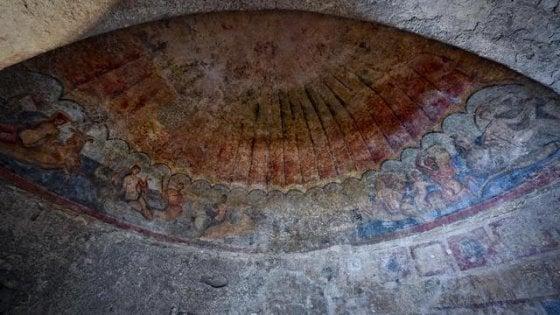 Sopralluogo a Villa romana di Somma Vesuviana. Potrebbe essere l'ultima dimora di Augusto