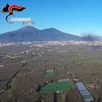Terra dei fuochi: controlli dei carabinieri, 83 denunce ed un arresto