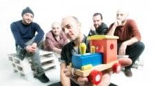 """Esce """"'O treno che va""""  il nuovo album dei Foja"""