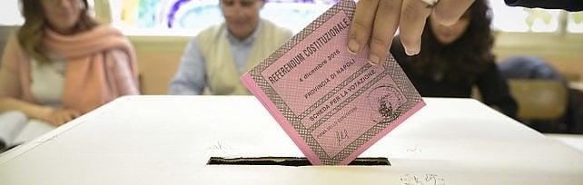 Referendum, alle 12 ha votato il 15 per cento Dato nazionale sopra il 20 per cento