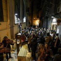 Cappella Sansevero, arredi e isola pedonale ma i residenti protestano