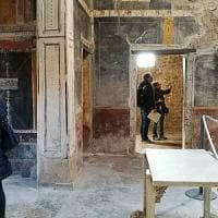 Pompei, tornano a splendere di affreschi di Marco Lucrezio Frontone