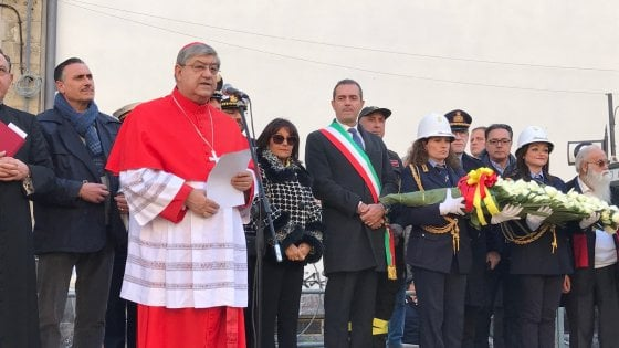 """Il grido del cardinale Sepe: """"Diamo un lavoro ai nostri ragazzi, per salvarli dalla camorra"""""""