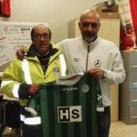 Avellino-Benevento, derby da tutto esaurito. In tribuna il sindaco di Amatrice