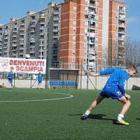 Scampia, alla scuola di calcio la medaglia di bronzo Uefa