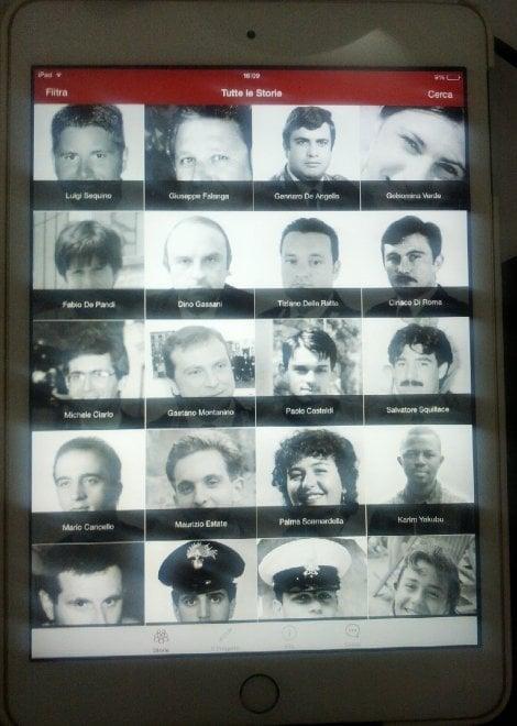 #Noninvano, un'applicazione per le vittime innocenti di camorra