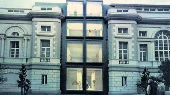 L'Acquario di Napoli cambia faccia: stazione Dohrn, una vetrata sulla facciata ottocentesca