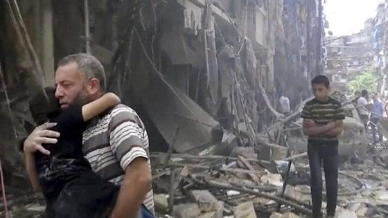 Città rifugio, da Napoli il progetto umanitario per Aleppo