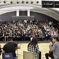 Auditorium de André a Scampia: