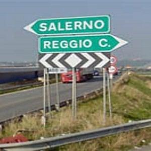 Finiti dopo 55 anni i lavori dell'autostrada Salerno-Reggio Calabria