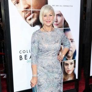 "Helen Mirren a ""Capri Hollywood"""