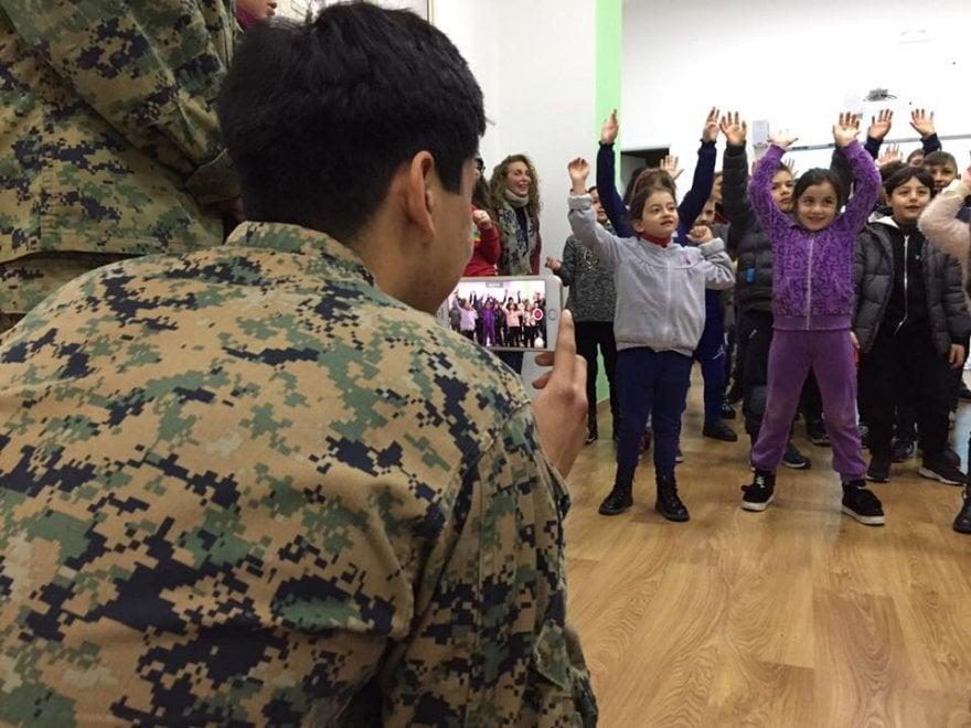 Marines incontri