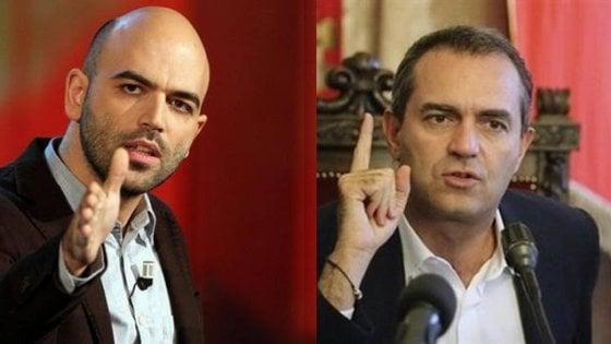 """Cantone: """"De Magistris e Saviano, è arrivato il momento di parlarvi"""""""