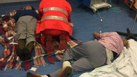 """Ospedale Nola, malati curati a terra: arrivano i Nas"""""""
