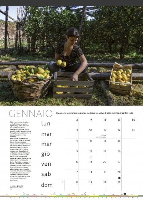 Calendario Donne E Trattori.Donne Di Terra Il Calendario Di Dodici Esempi Di