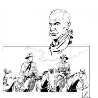 Tex, l'omaggio dei disegnatori a Gian Luigi Bonelli, nell'anniversario della scomparsa