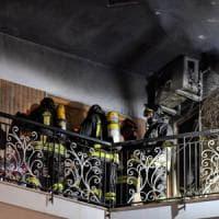 Napoli, anziana uccisa da un incendio partito dalla stufa a gas