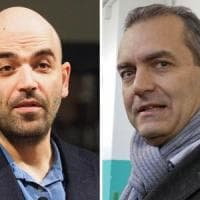 Il pm Woodcock  invita alla pace Saviano e de Magistris
