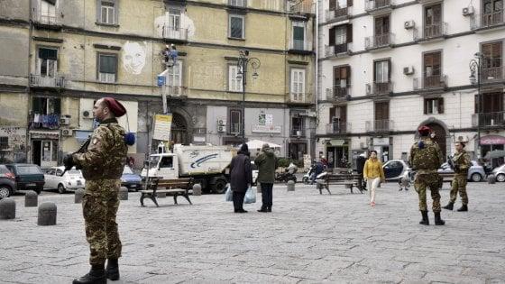 Napoli, omicidio di