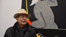 Inaugurata la mostra  di Ernesto Tatafiore