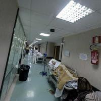 Napoli, sos da sei ospedali nel caos: