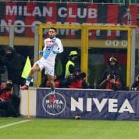 Insigne super: Napoli, che vittoria a Milano