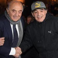 Ferlaino boccia Maradona dirigente del Napoli: