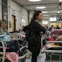 SOS Cardarelli, malati in sala operatoria, stop a interventi