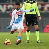 Il Napoli è la squadra italiana con la miglior percentuale di vittorie