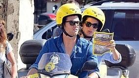 Tom Brady, dal Super Bowl a Capri le foto di questa estate con la sua Gisele