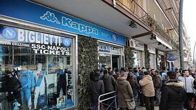 Real Madrid-Napoli: da mercoledì  in vendita i 3917 biglietti