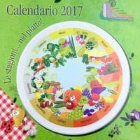 Il calendario dell'azienda ospedaliera Federico II per la promozione dei cibi sani