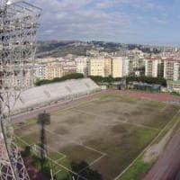 Passaggio di consegne allo stadio Collana, inizia la gestione privata