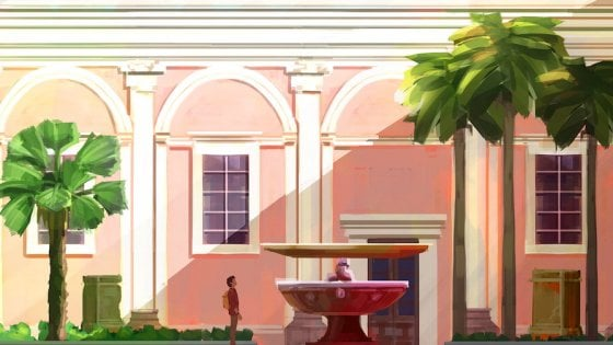 Il Museo archeologico di Napoli diventa un videogame