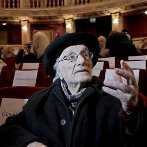 L'addio a Gerardo Marotta: oggi la camera ardente, sabato i funerali