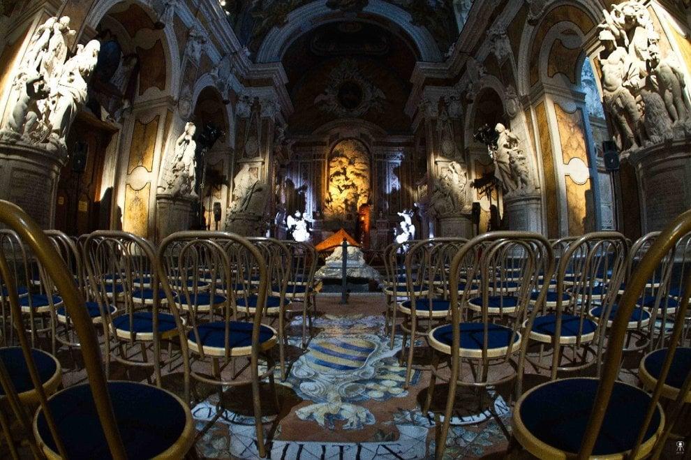 Maurizio Maggiani presenta il suo libro a Cappella Sansevero