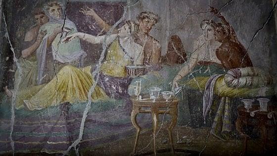 La Pompei nascosta, parte il recupero della Casa dei Casti amanti